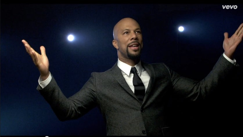 Must-See: John Legend and Common Premiere 'Glory' Music Video