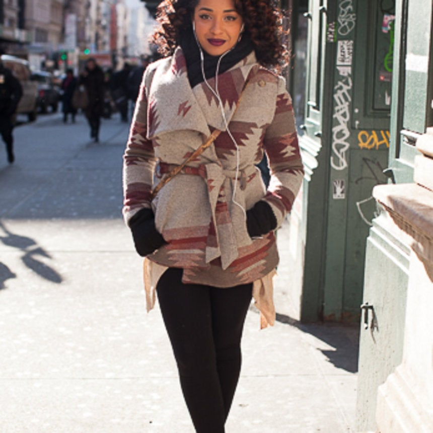 Street Style: Comfy, Cozy, Cool