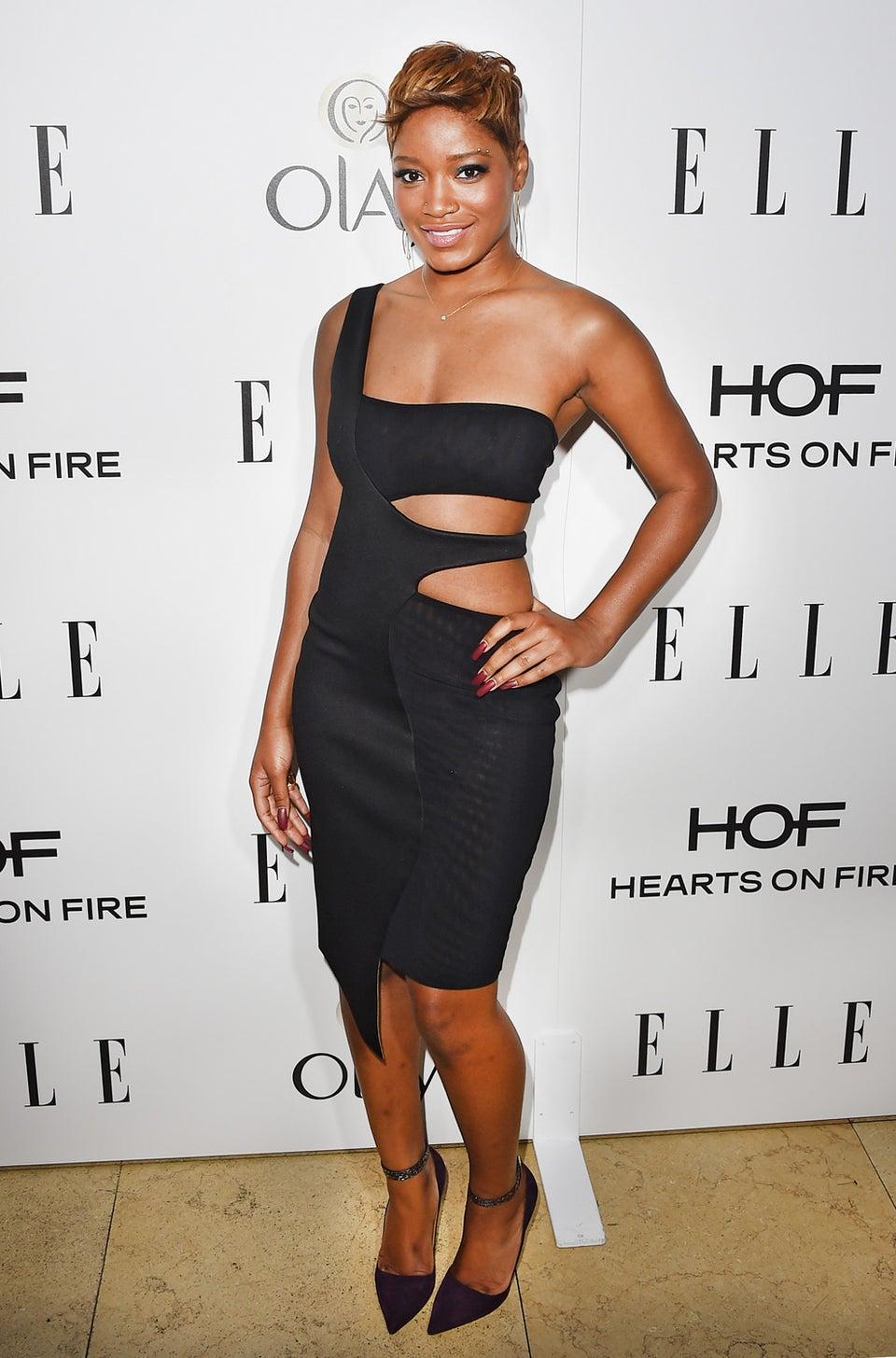 Keke Palmer Lands Role in New Series, 'Scream Queens'