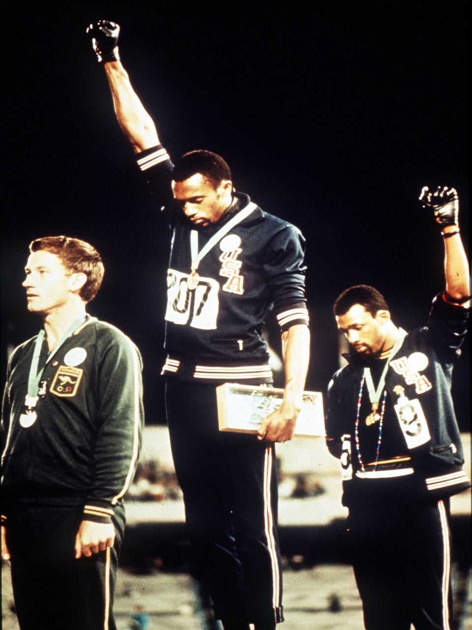"""We Plant The Seeds:"" John Carlos Says NFL Protests Are The Fruit Of The Civil Rights Movement"