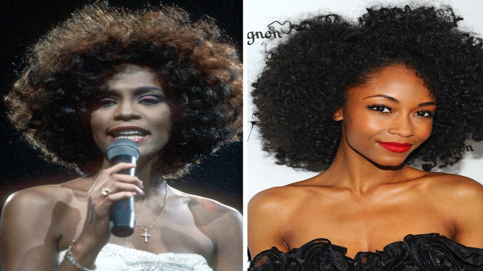 EXCLUSIVE: How Yaya DaCosta Learned To Smile and Move Like Whitney Houston For New Biopic