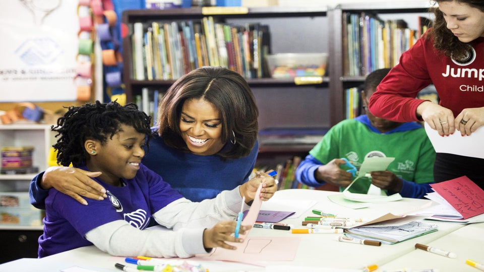 Michelle Obama Launches 'Let Girls Learn' Initiative to Make Education Accessible to All Girls