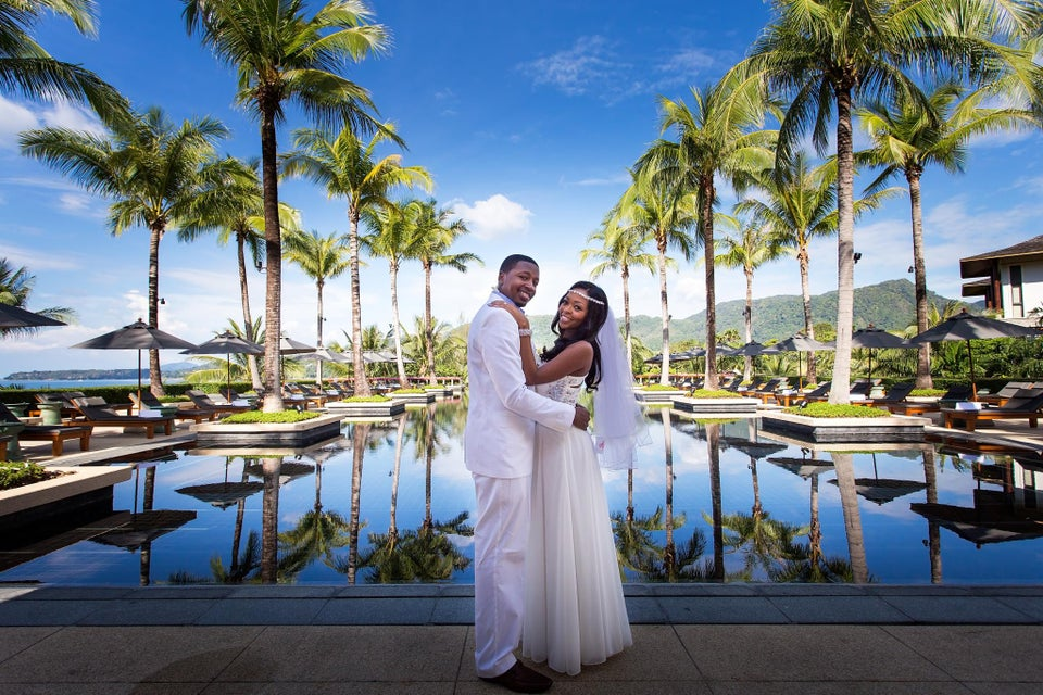 Bridal Bliss: Courtney and Jamil's Thailand Wedding