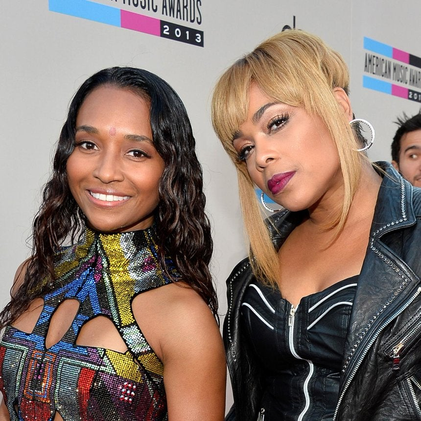 EXCLUSIVE: TLC on Why They're Asking Fans To Help Fund Their Final Album