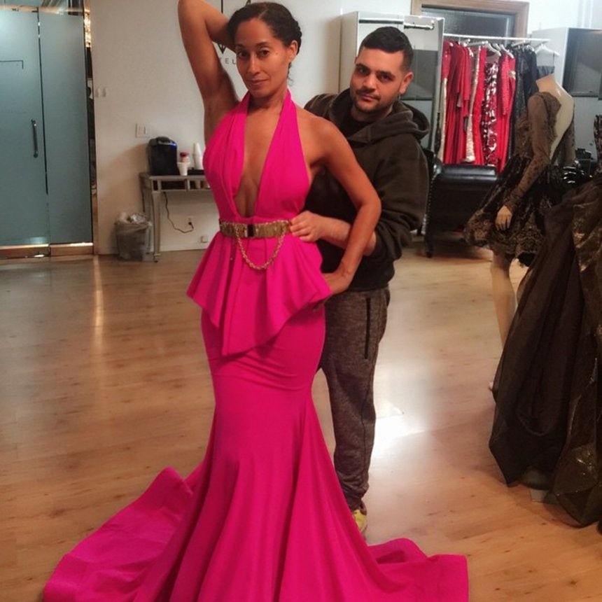 InstaStyle: Celebs Getting Red Carpet Ready