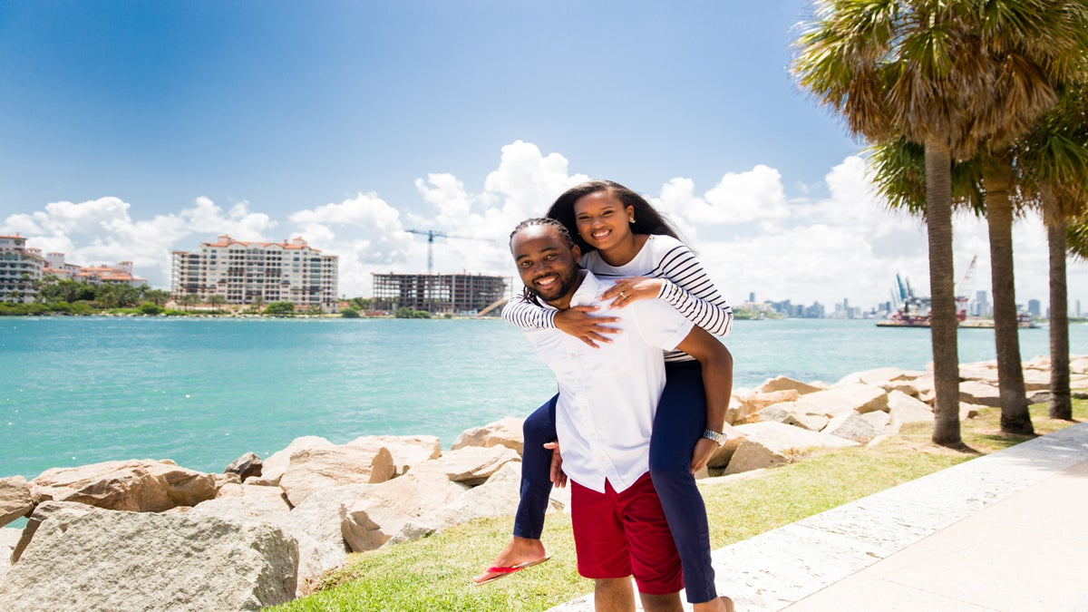 Just Engaged: Emilia and Shayeon's Love Story