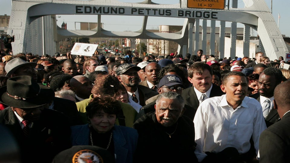 President Obama to Travel to Selma for 50th Anniversary of 'Bloody Sunday'