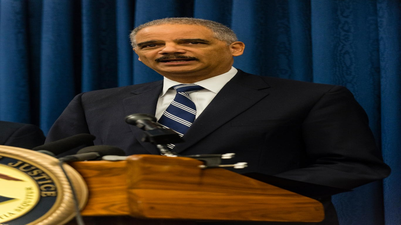 Eric Holder Believes Trump's Relations With Russia Could Be A Historic Scandal