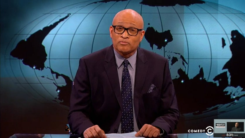Must See: Larry Wilmore Weighs In on Bill Cosby Scandal on 'Nightly Show'