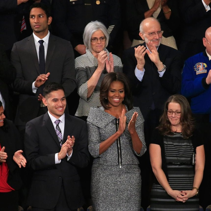 State of The Union Style Through The Years