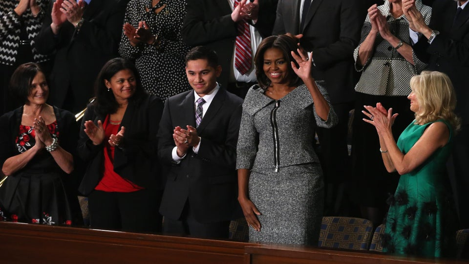 Michelle Obama Was Flawless At State of the Union Address