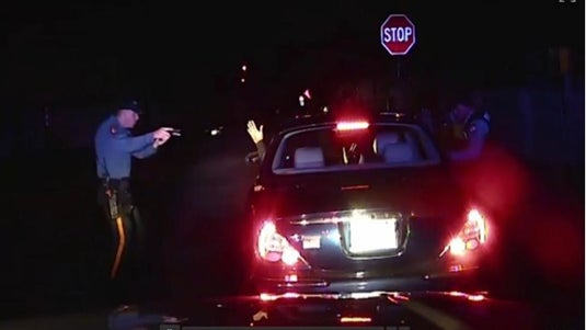 Video Footage Shows New Jersey Police Fatally Shooting Unarmed Black Man
