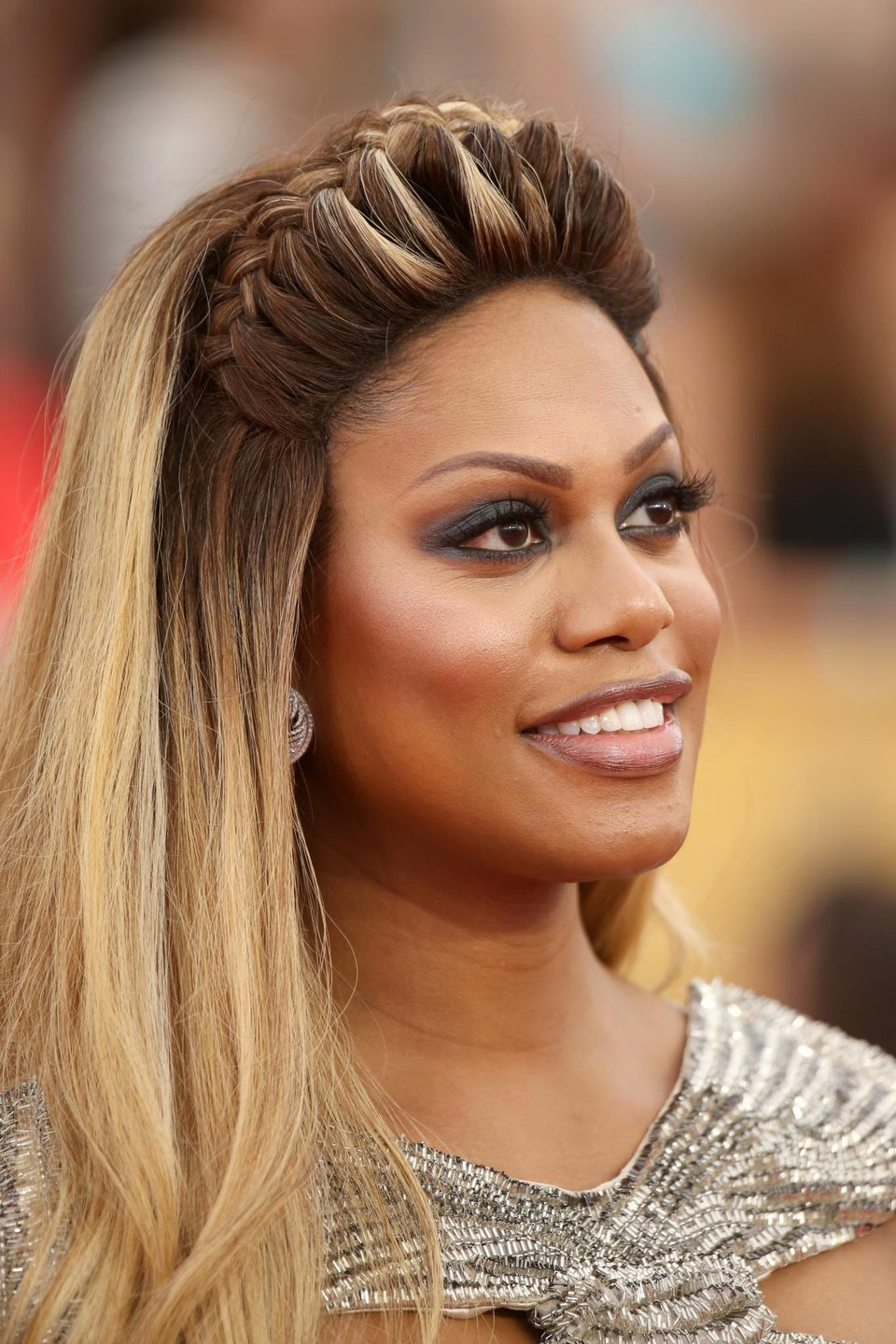 Get Laverne's Headband Braid From The SAG Awards