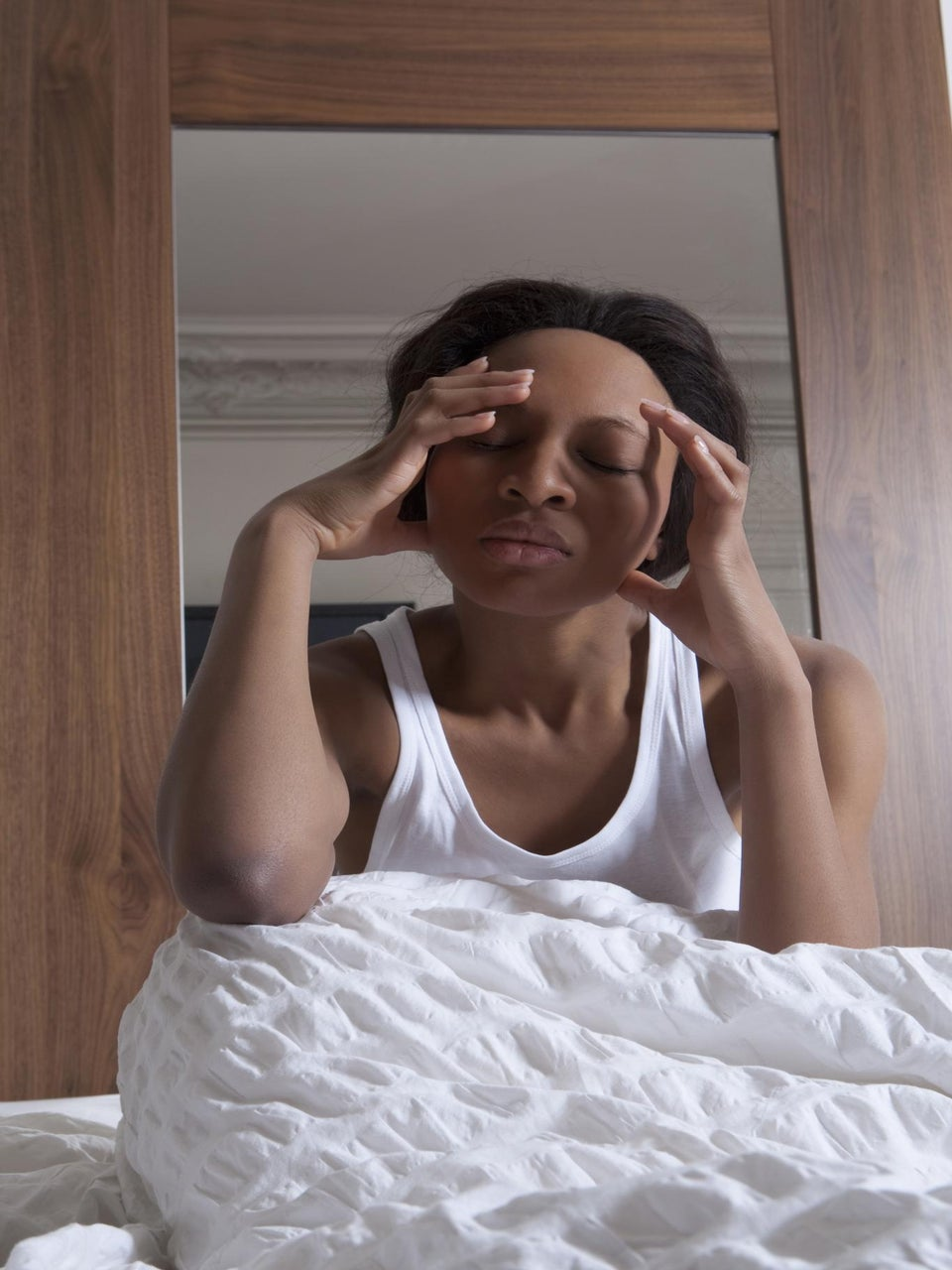 Intimacy Intervention: 'He's Not The Manliest In The Bedroom'