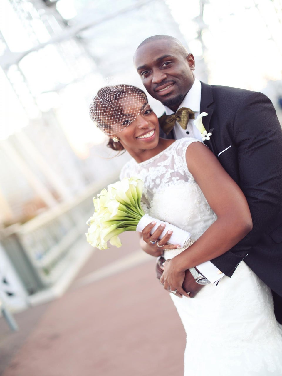 Bridal Bliss: Hermica and Seyi's Nashville Wedding