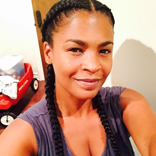 Nia Long's New Braided 'Do