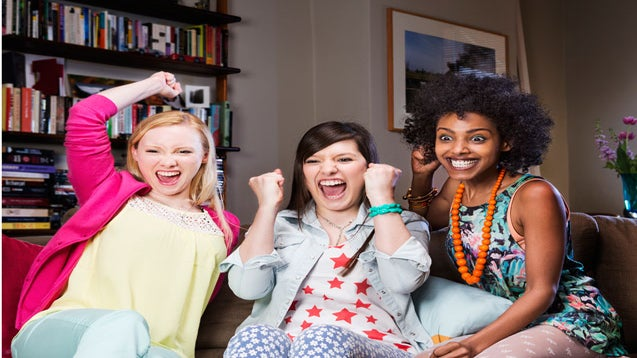 No Men Allowed: How to Throw The Ultimate Ladies Only Super Bowl Party