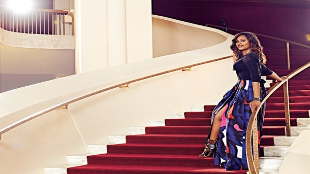 Style File: South African Opera Diva Pretty Yende