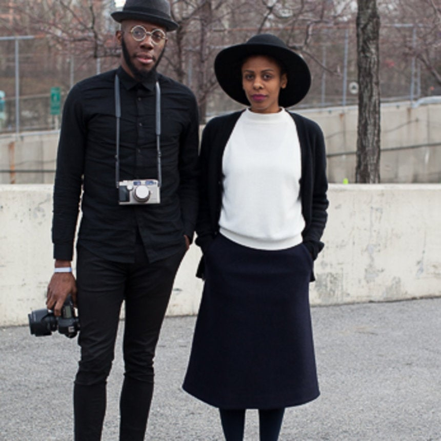 Street Style: The New Garde