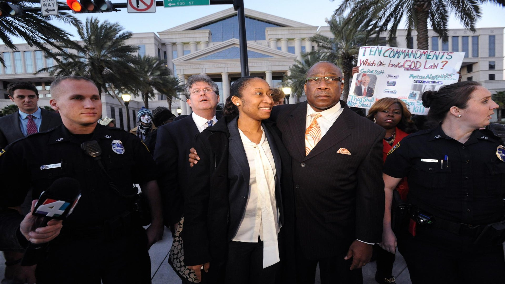 Marissa Alexander Speaks to Anderson Cooper One Day After Her Release from Prison