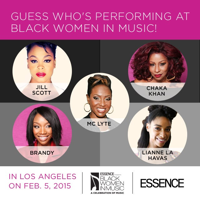 Jill Scott, Chaka Khan, MC Lyte, Brandy & Lianne La Havas to Perform at BWIM