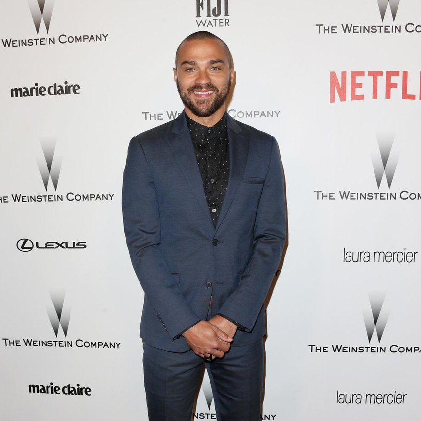 Eye Candy: We're Hooked On Jesse Williams