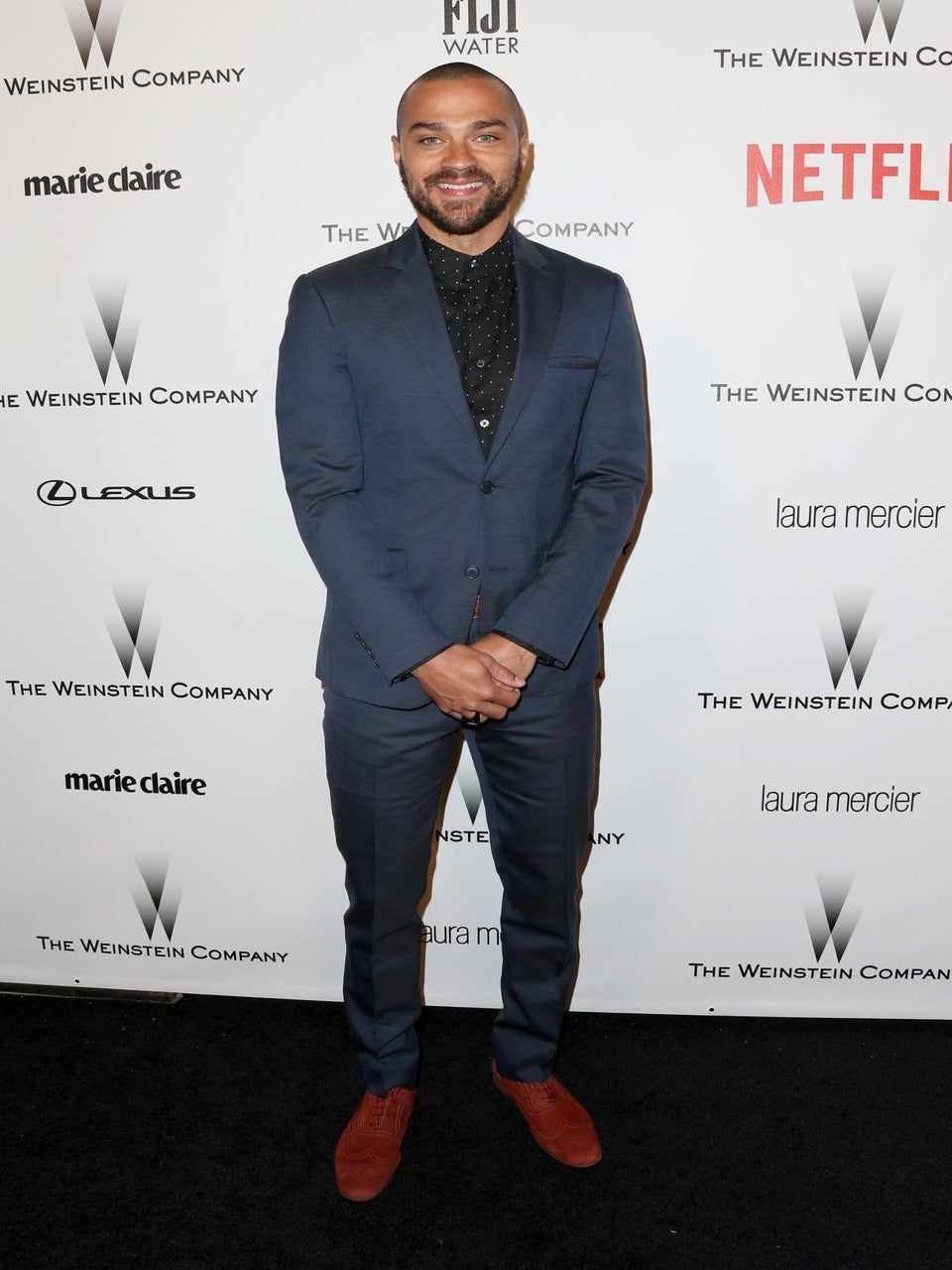Jesse Williams Dishes On Going From High School (Teacher) to Hollywood, #BlackLivesMatter & More