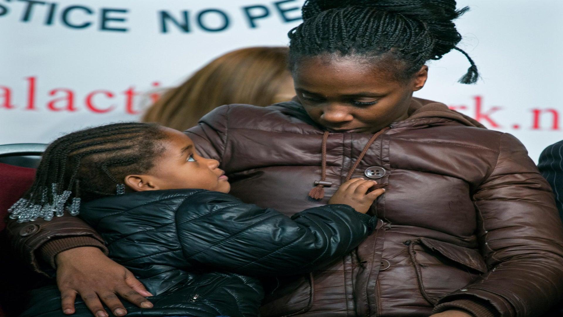 Kimberly Ballinger, Girlfriend of Slain Brooklyn Man Akai Gurley, Seeking $50 Million in Wrongful Death Suit
