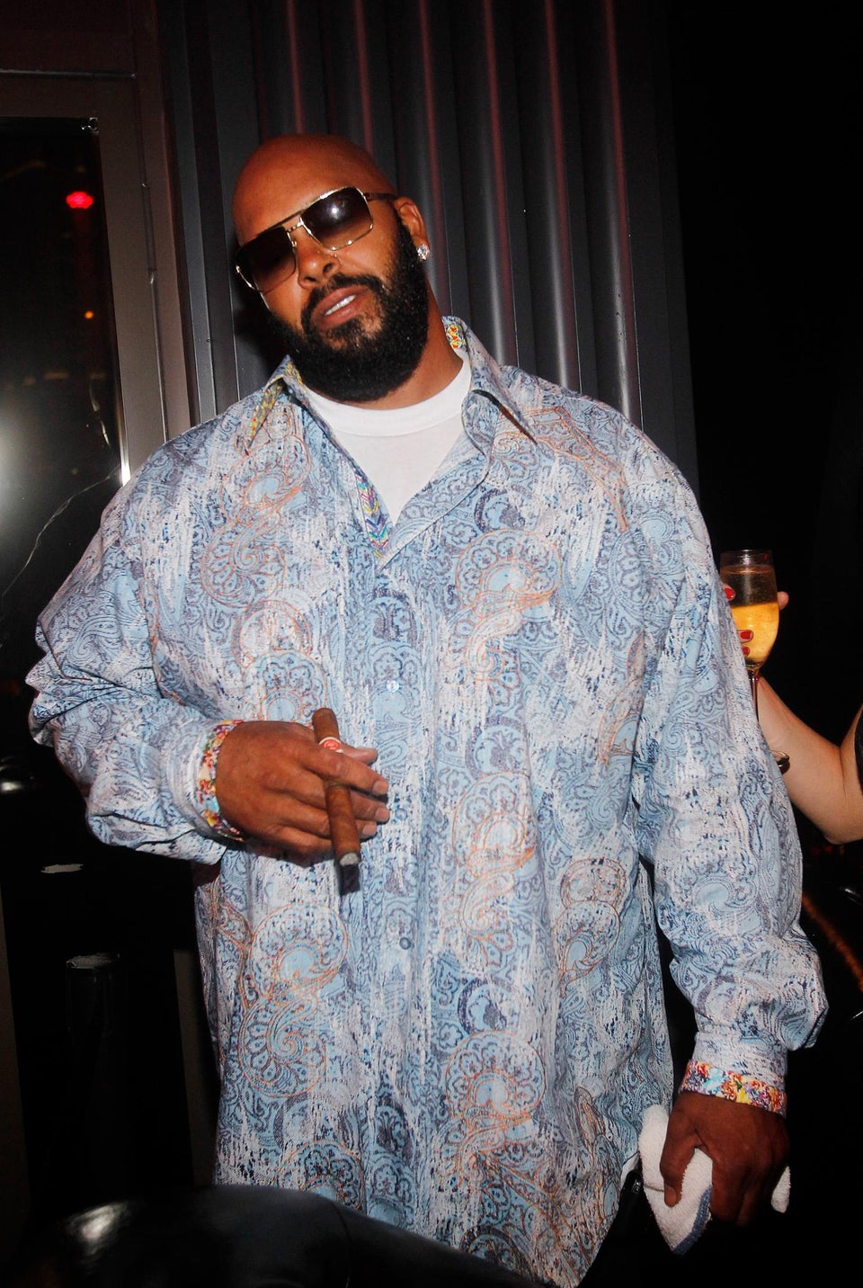 Suge Knight Charged with Murder After Fatal Hit-and-Run