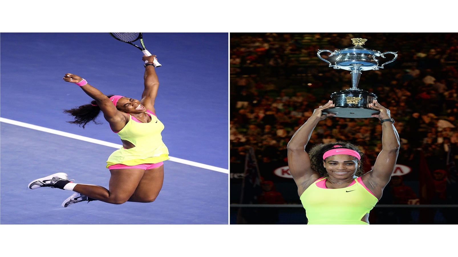 Serena Williams: I'm Going Back to Indian Wells