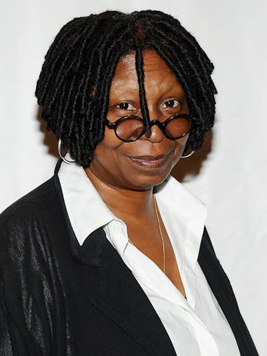 Whoopi Goldberg Pulls Back Bill Cosby Support, Says 'Information Kinda Points to Guilt'