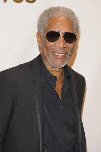 Morgan Freeman Unhurt After Emergency Plane Landing
