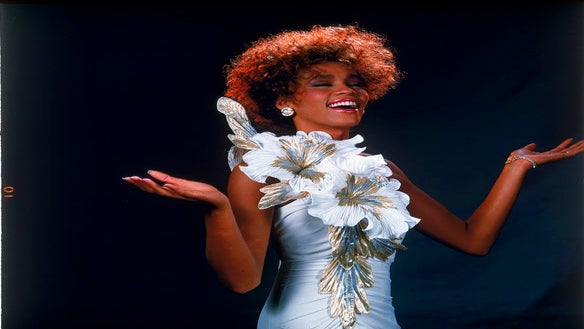 Whitney Houston's Wedding Dress, Passport Up For Auction