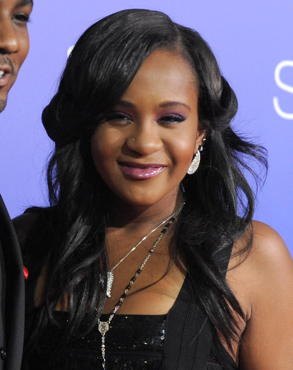 REPORT: Bobbi Kristina Brown Has Been Moved to Rehabilitation Center