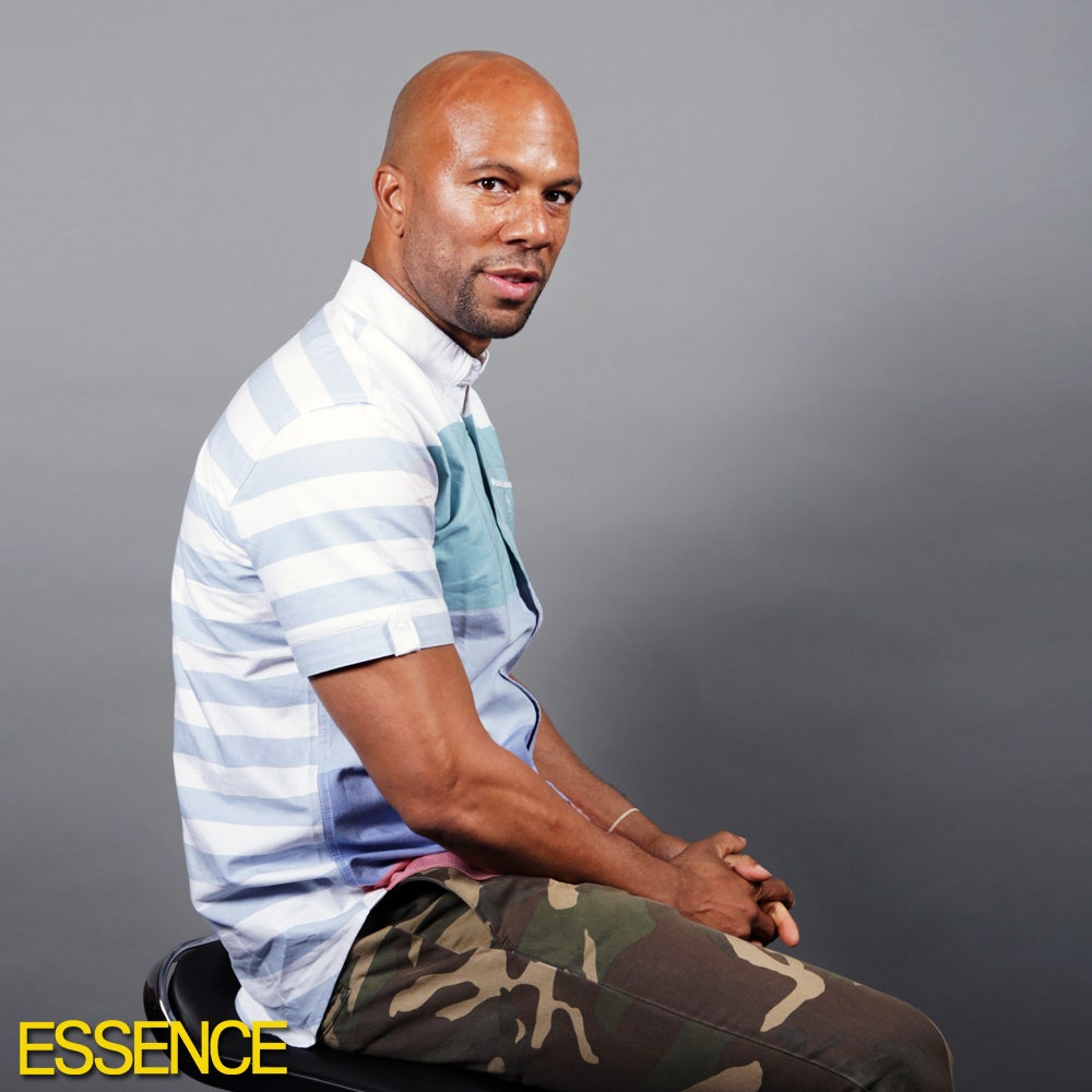 #FBF: Common performs at #EssenceFest 2014