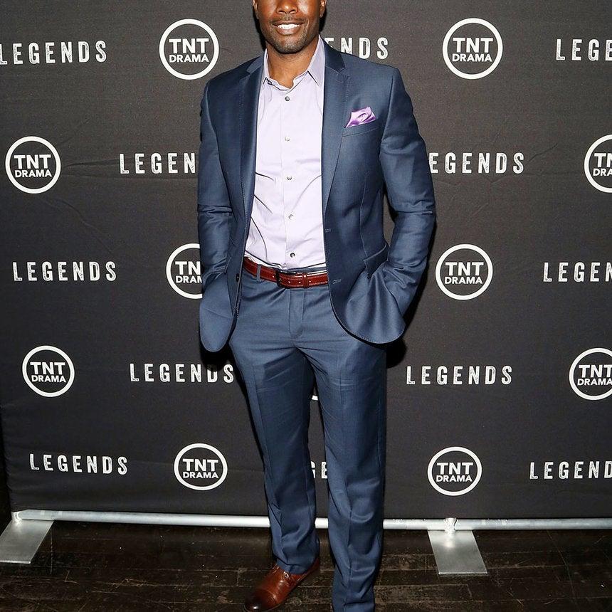 Coffee Talk: Morris Chestnut Lands New TV Role
