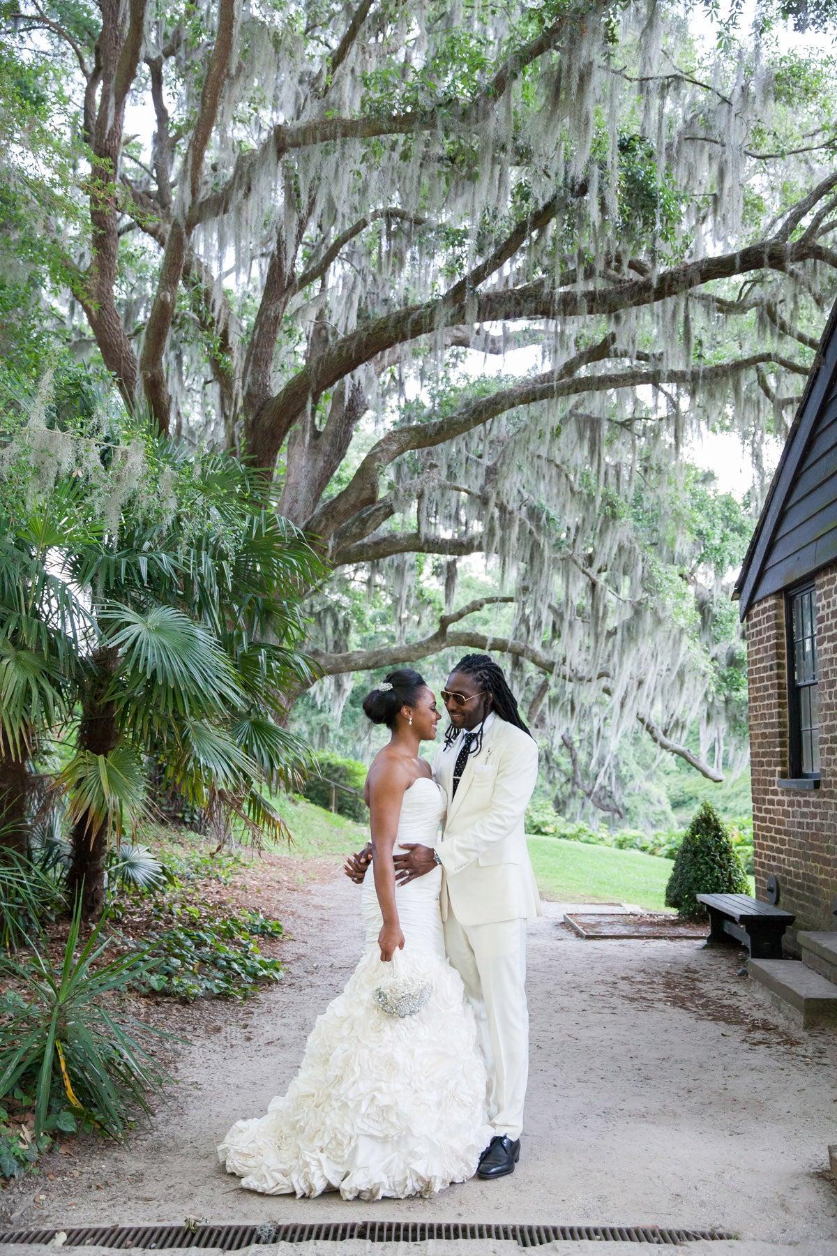 Bridal Bliss: Shuntae and Dunta's Wedding Story