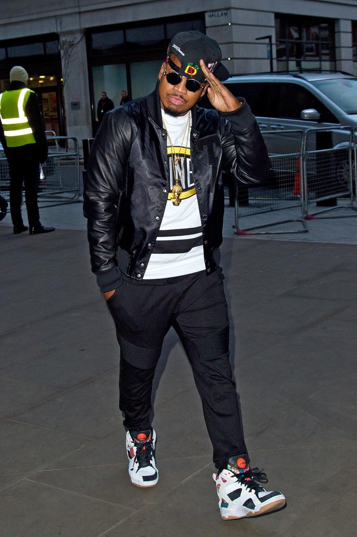 Ne-Yo Says He Hasn't Abandoned R&B