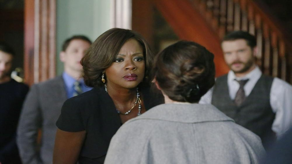 How To Get Away With Murder Recap: 'Best Christmas Ever'