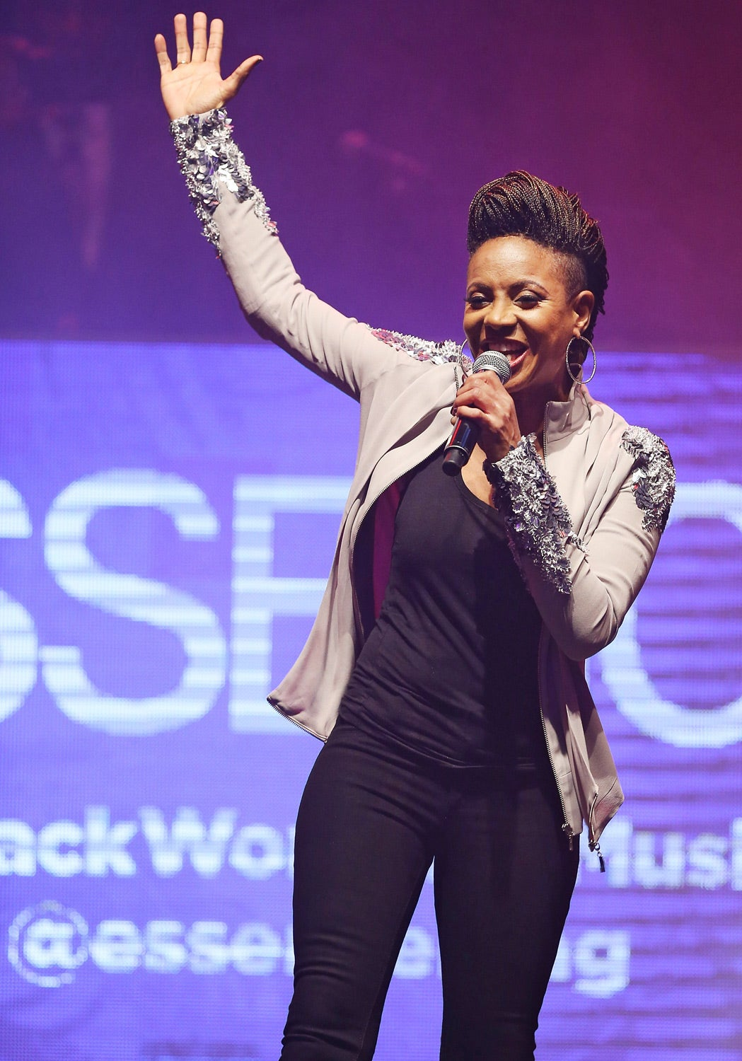 MC Lyte to Host First Retreat for Hip Hop Sisters Foundation