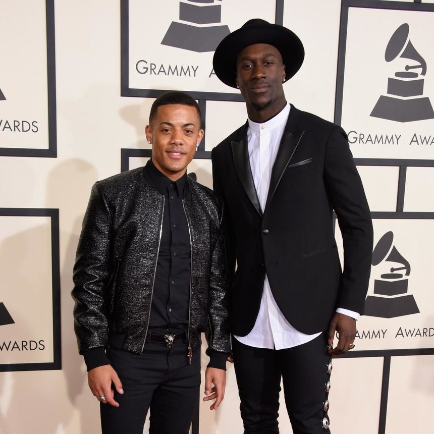 Nico & Vinz Close out ESSENCE Fest Performance with Raised Fists