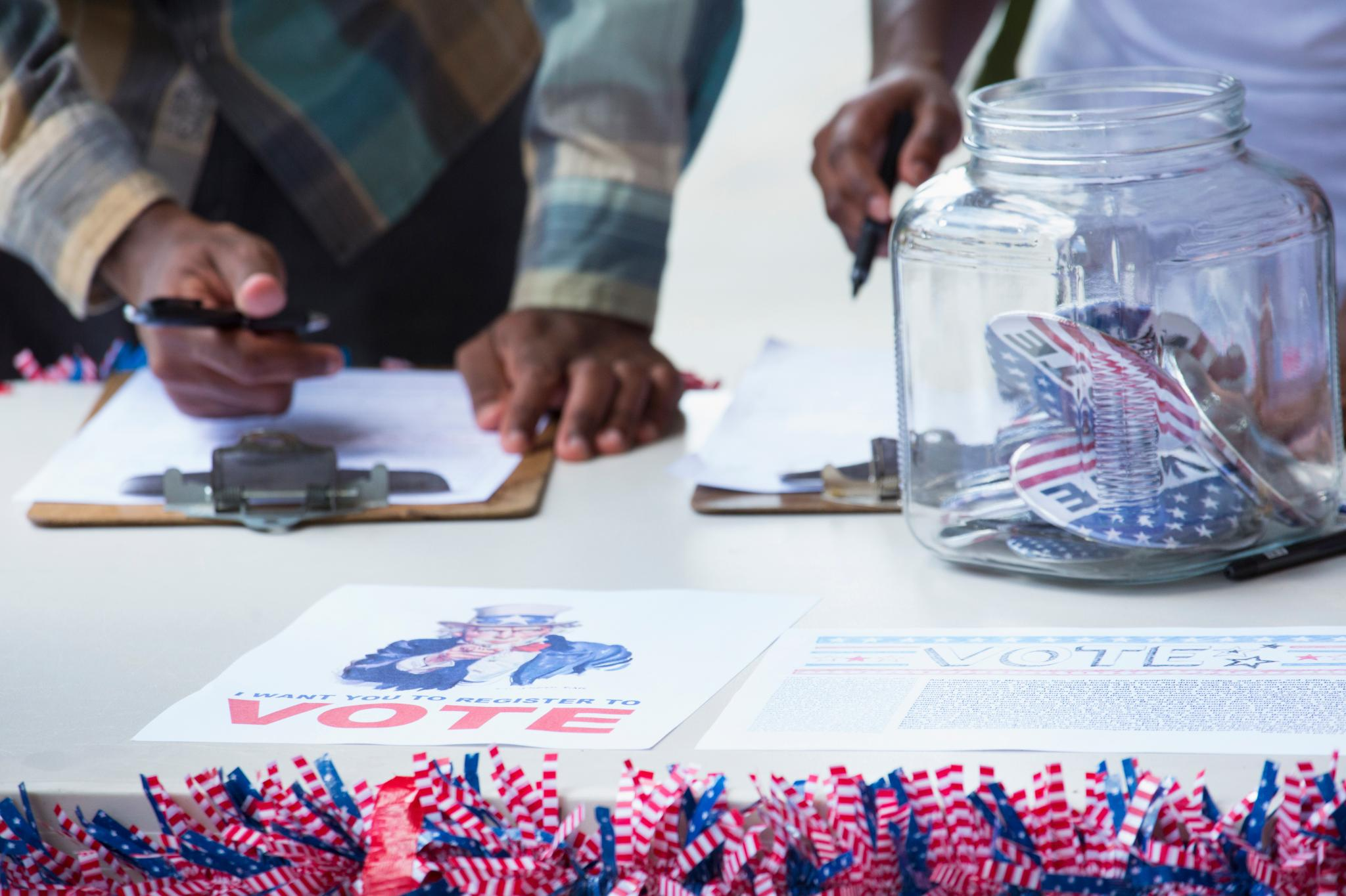 Virginia Republicans File Lawsuit to Block Legislation Restoring Voting Rights to Felons