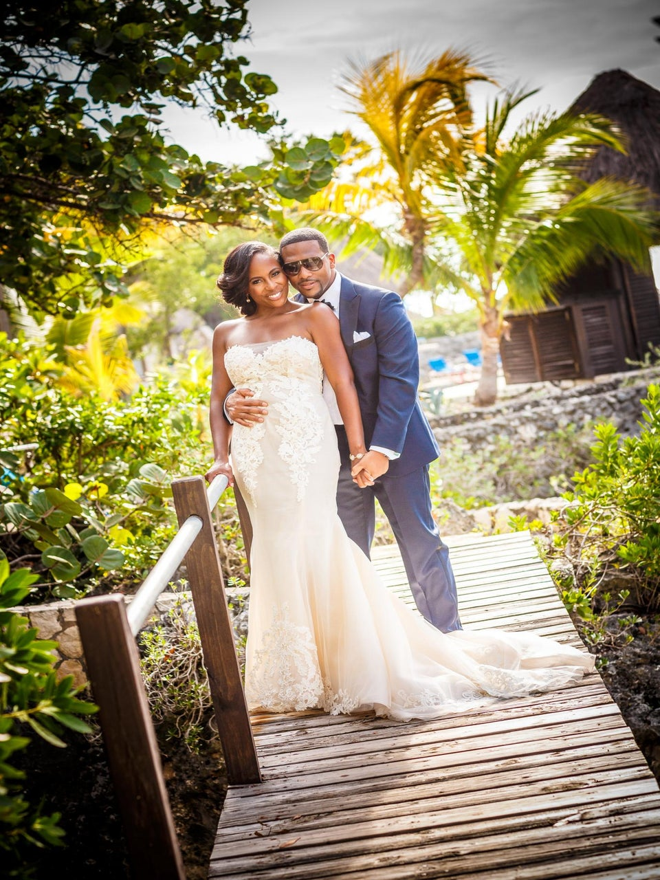 Bridal Bliss: Kamilah and Lamar's Destination Wedding