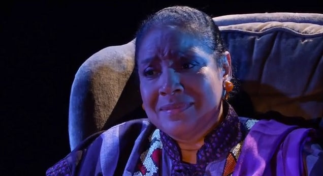 Watch Phylicia Rashad Perform a Dramatic Reading Of August Wilson for PBS Special