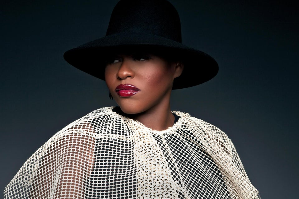 EXCLUSIVE: Soulful Singer Stacy Barthe Talks Love, Body Image and Being 'Beautifully Flawed'
