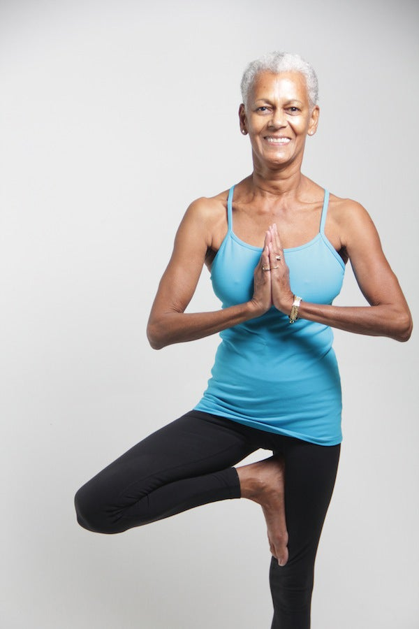 72-Year-Old Yoga Master Talks Aging Gracefully While Staying Spiritually Youthful