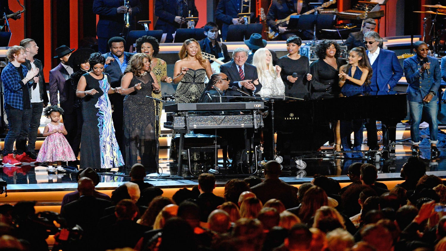 ESSENCE Fest Alums Honor Stevie Wonder: Watch Beyonce, Jill Scott, Janelle Monae & More Perform in All-Star Tribute