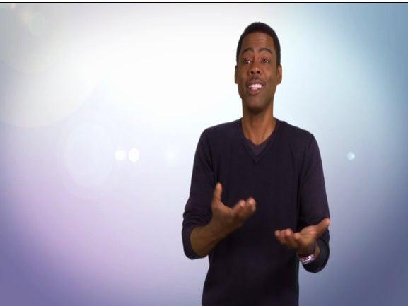Chris Rock on Black History Month