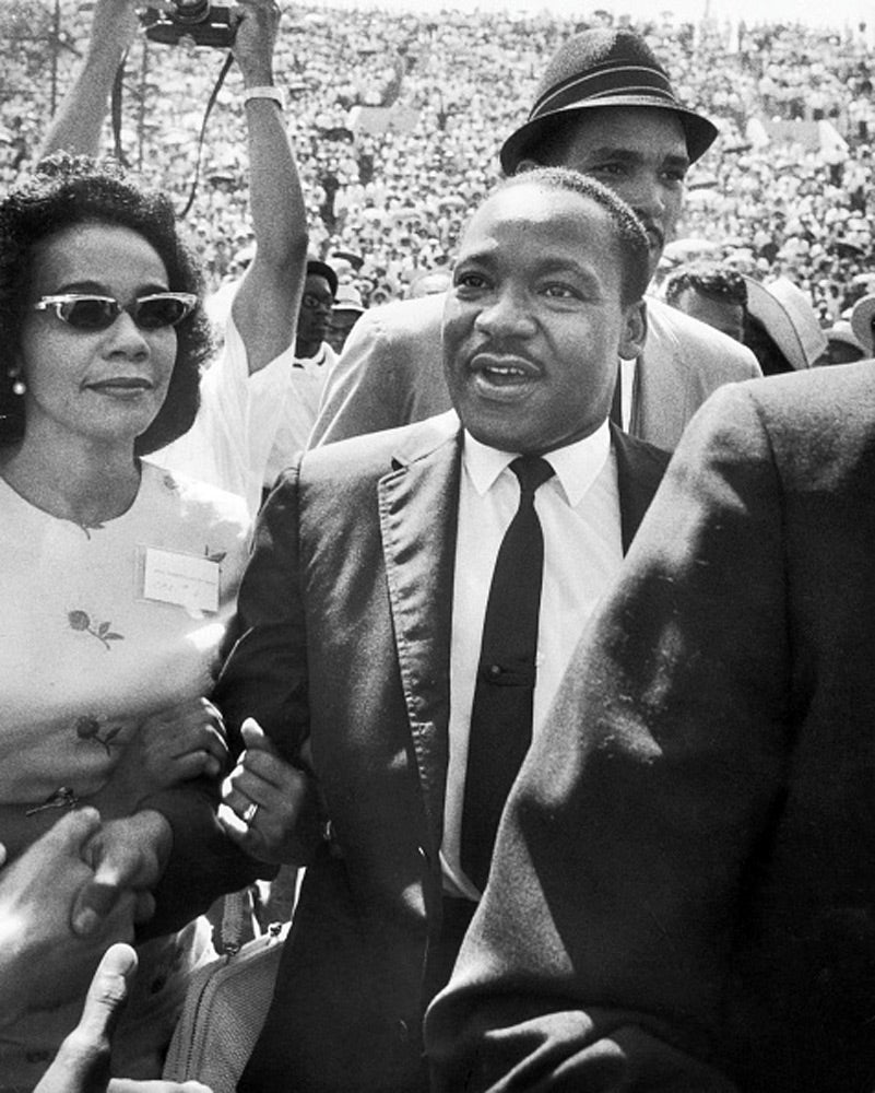 Celebrities Tweet Lines From Martin Luther King's 'I Have A Dream' Speech In Honor Of MLK Day