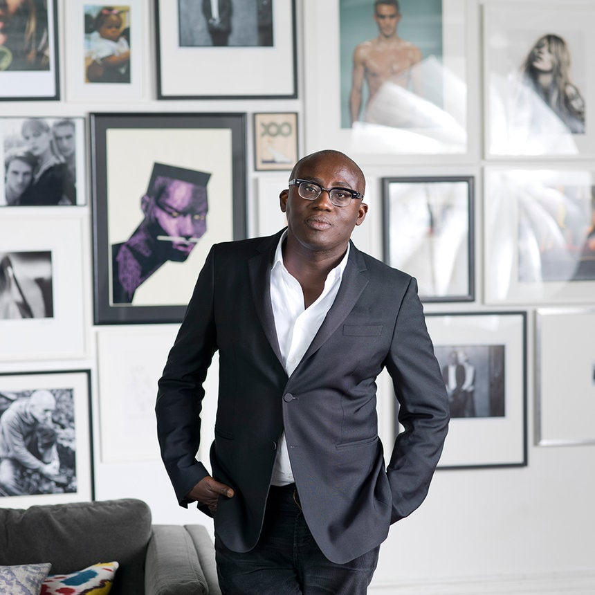 Edward Enninful Wants To Ensure Diversity Isn't 'Spoken About As A Trend'